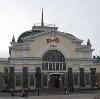Железнодорожные вокзалы в Пачелме