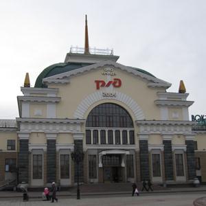 Железнодорожные вокзалы Пачелмы